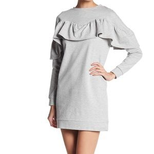 NWT Love, Fire sweatshirt dress from Nordstrom